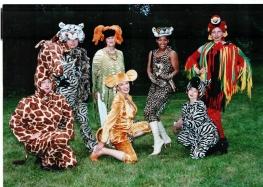 Loomade kostüümid