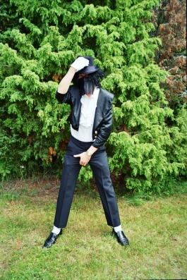 Michael Jackson kostüüm