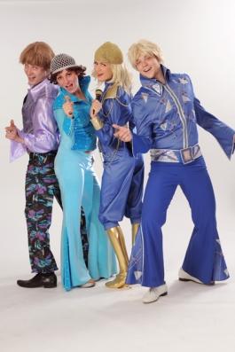 ABBA kostüümid