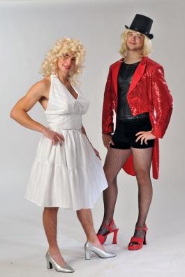 Transid kostüümid