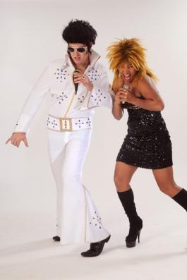 Presley ja Turner kostüümid