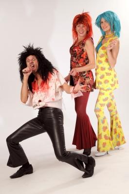 Alice Cooper kostüümid