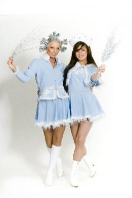 Snegurotškad kostüüm
