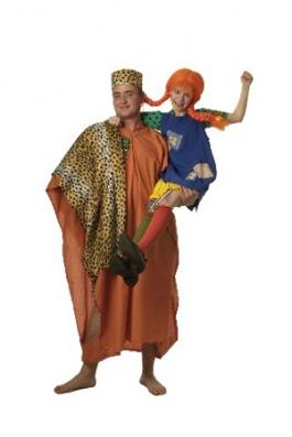 Pipi ja Isa kostyym