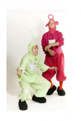 Teletupsud kostüümid