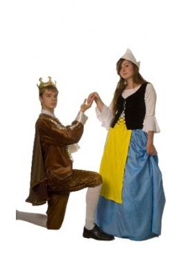 Pöial-Liisi ja Prints