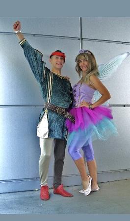 Peter Pan ja Tinkerbell