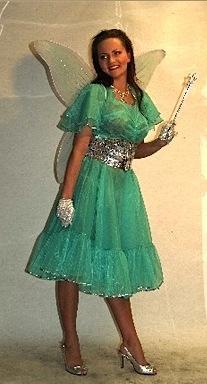 Tinkerbell kostüüm