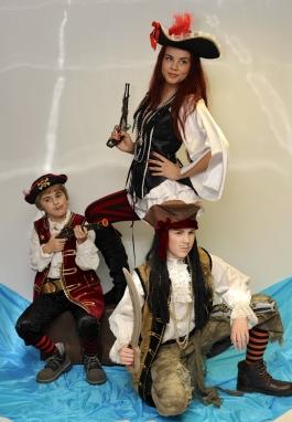 Piraadid lapsed
