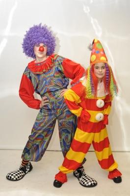 Klounid kostüüm