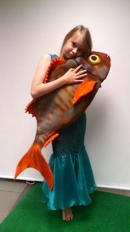 Merineitsi kalaga
